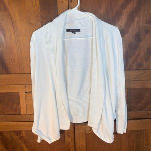 Fever cardigan long sleeve size medium